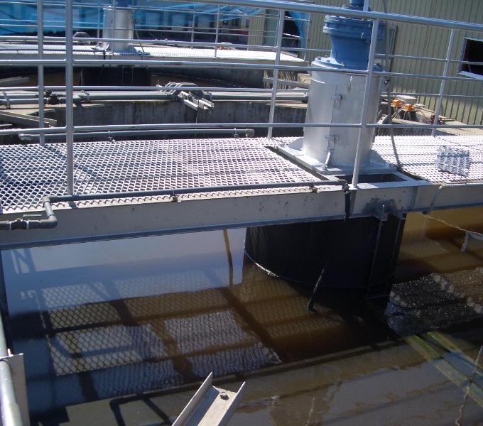 廃水処理システムのイメージ