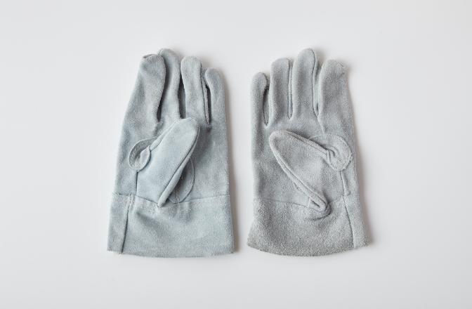レンタル皮手袋のイメージ